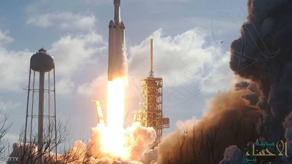 إطلاق أقوى وأضخم صاروخ في العالم بنجاح !!