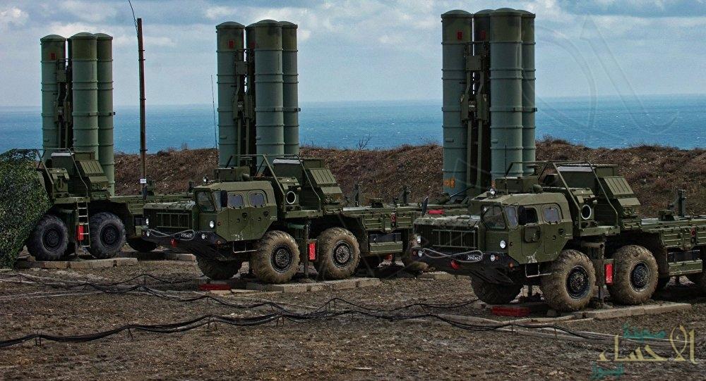 """روسيا: """"إس – 400"""" في طريقها إلى السعودية"""