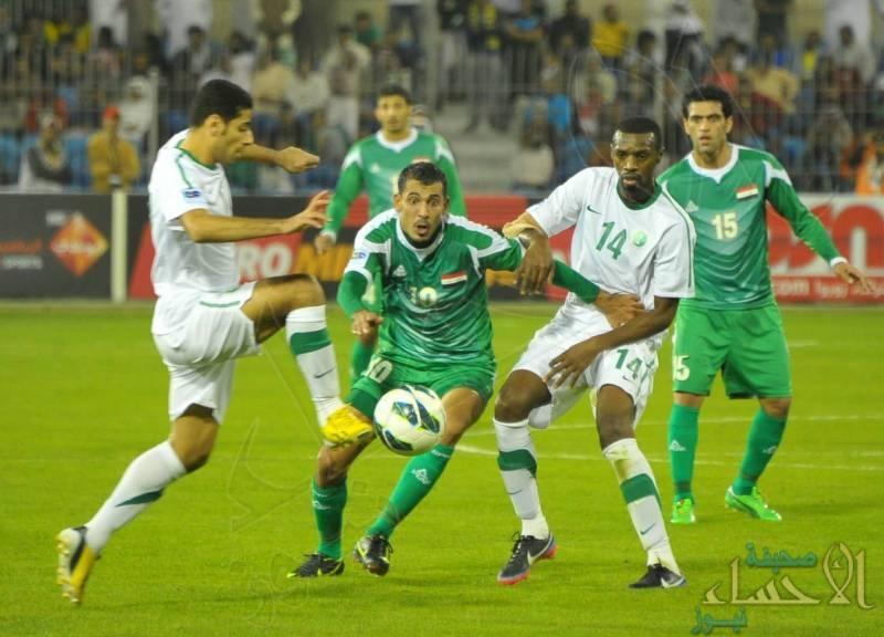 الأخضر يلعب في العراق للمرة الأولى منذ 39 عاماً