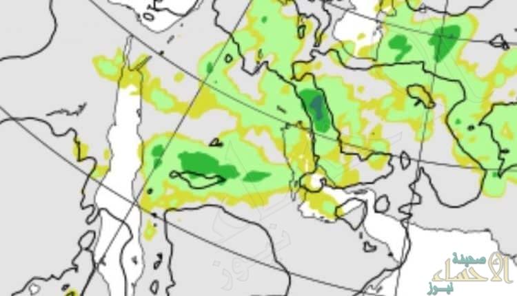 خبراء طقس: أيام قادمة عامرة بالأمطار ذروتها السبت