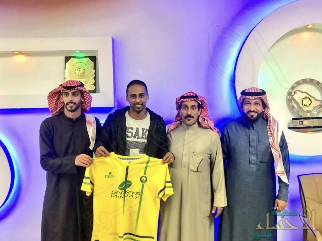رسميًا .. إدارة العروبة تُعلن تعاقدها مع لاعب نادي الفتح السابق حمدان الحمدان