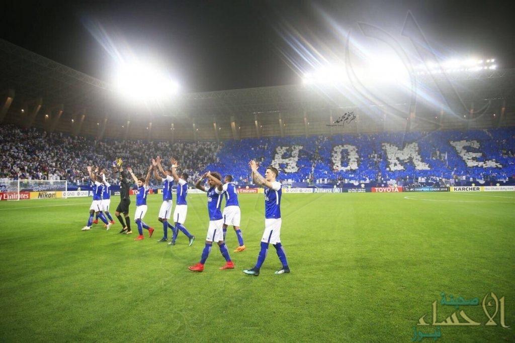 الهلال يفتتح ملعبه الجديد بالتعادل السلبي في دوري ابطال آسيا