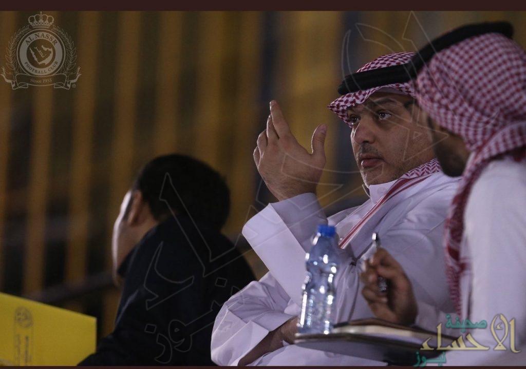رجم حافلة النصر بالحجارة .. ورئيس النادي يعلق