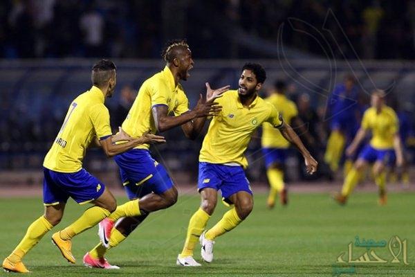 #النصر أكبر الخاسرين في الجولة الـ 22 للدوري السعودي !!