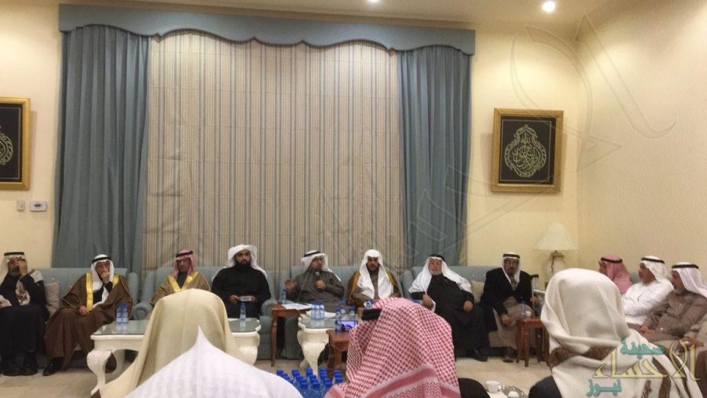 بالصور.. مدير #جامعة_الملك_فيصل في حوار مفتوح عبر منبر #أحمدية_المبارك بالأحساء