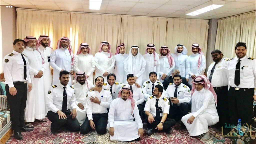 """حفل تكريمي لـ""""الدوسري"""" مدير جمرك مطار الأحساء الجديد"""