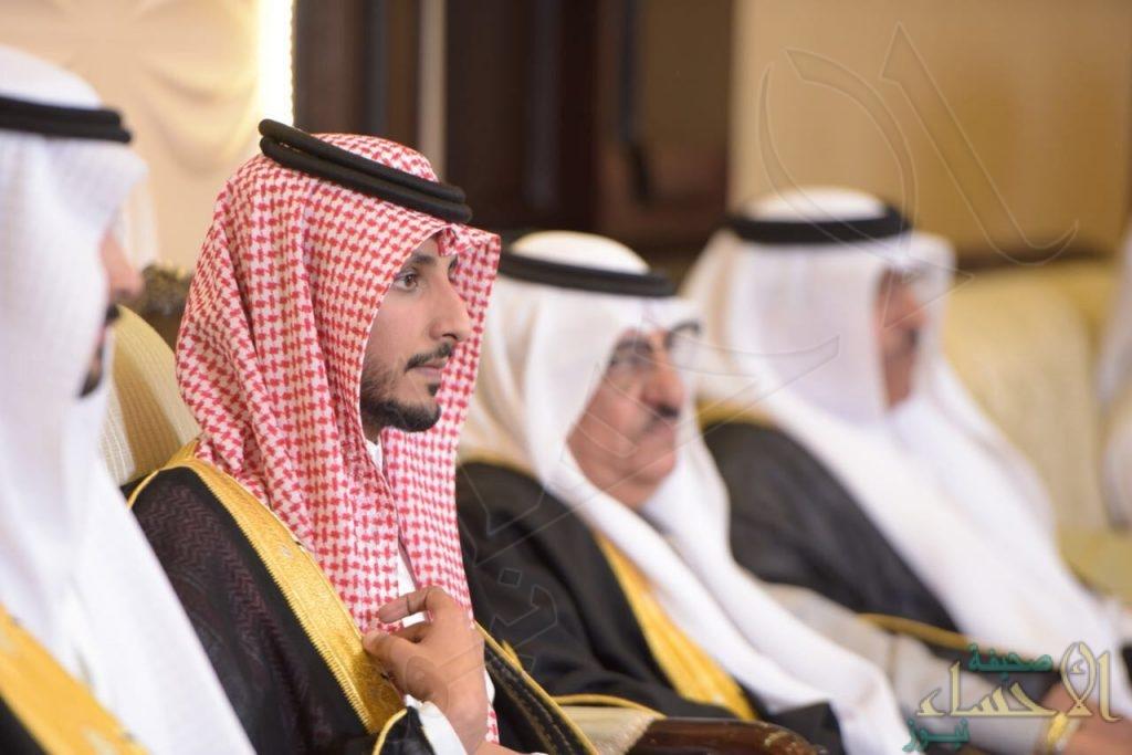 """بالصور… الأمير """"محمد بن عبدالعزيز"""" بن جلوي يشرّف حفل زواج """"العميرين"""""""
