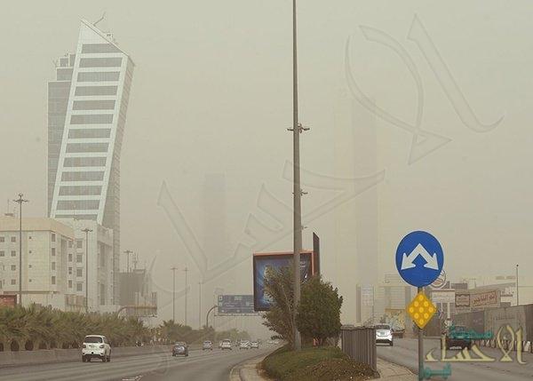 """""""الأرصاد"""" تحذر من تقلبات جوية لمدة ٤ أيام بمعظم المناطق"""