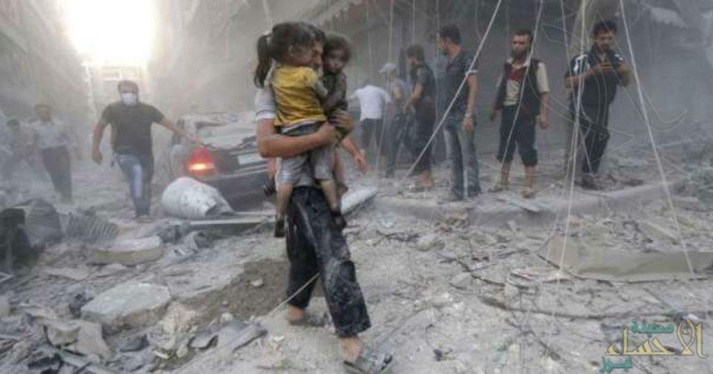 نفاد الخيارات أمام سكان الغوطة الشرقية.. والإبادة الجماعية تنتظرهم!!