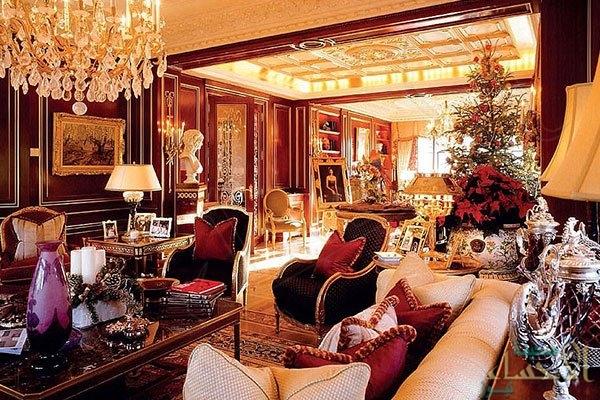 """بالصور.. """"ديلي ميل"""" ترصد كنوز منزل الملياردير السعودي """"وليد الجفالي"""""""