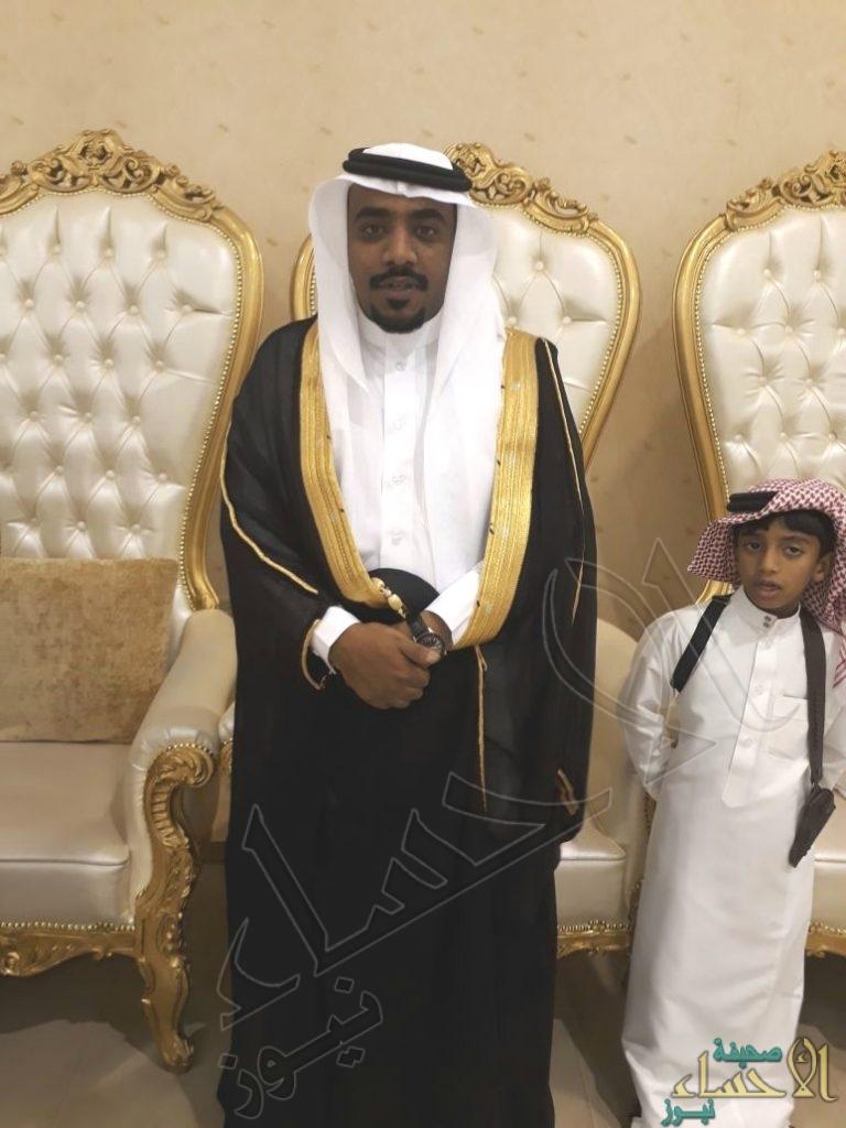 """أسرة """"السبيعي"""" تحتفل بزواج ابنها """"عمر"""""""