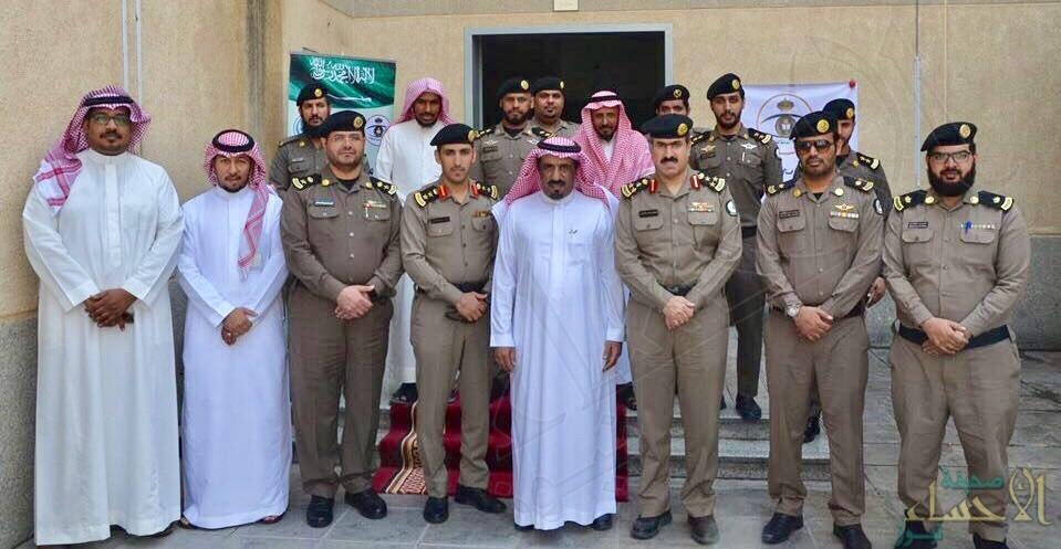 بالصور.. افتتاح مكتب للأحوال المدنية بإدارة سجن محافظة الخبر