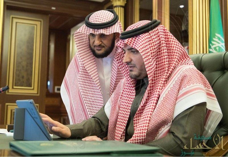 """شاهد.. """"وزير الداخلية"""" يدشن الجيل الثالث من بطاقة """"الهوية الوطنية """""""