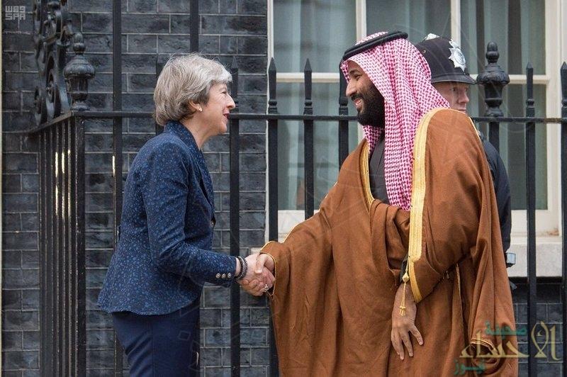 ولي العهد في لندن.. مجلس الأعمال السعودي البريطاني يجتمع وهذا ما تم توقيعه