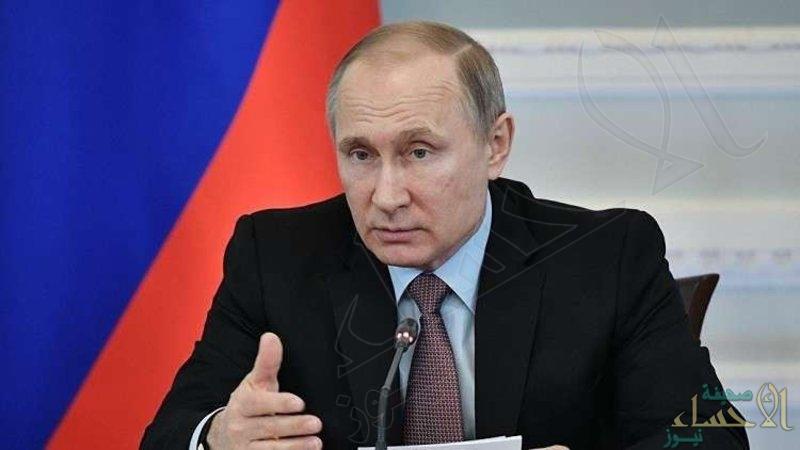 """""""بوتين"""" يعترف: أمرت بإسقاط طائرة على متنها 110 ركاب في 2014"""
