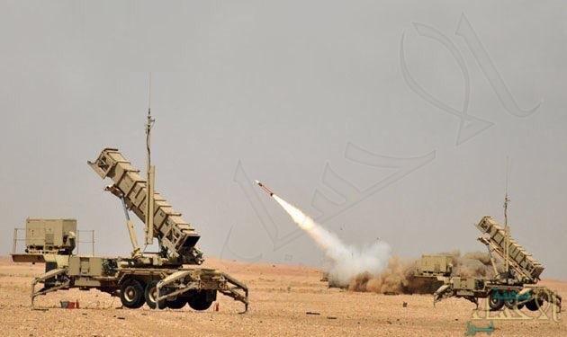 """""""الدفاع الجوي"""" يعترض ويدمر 7 صواريخ بالستية أطلقت باتجاه المملكة"""