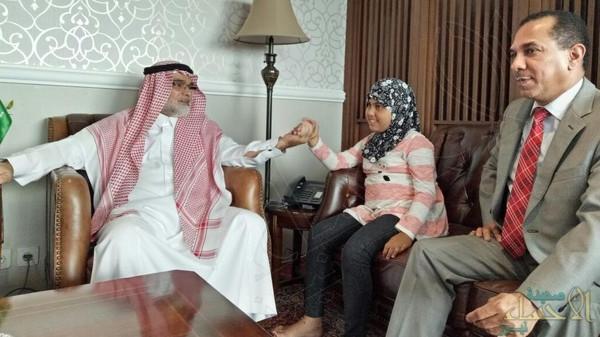 بالصور.. السفير السعودي لدى إندونيسيا: لا وثائق تؤكد هوية والد الطفلة هيفاء !!