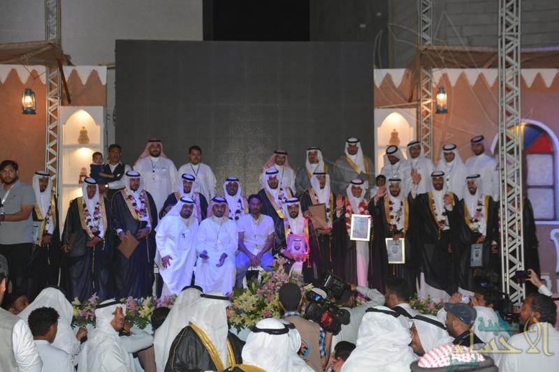 بالصور .. بعد انقطاع دام أكثر من 5 سنوات جماعي التويثير يحتفل بزفاف 14 فارس