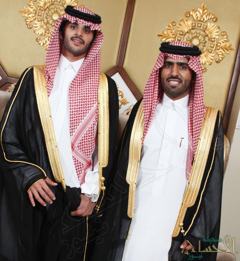 """بالصور… """"الحراجين"""" تحتفي بزواج أبنائها """"مبارك"""" و """"عبدالرحمن"""""""