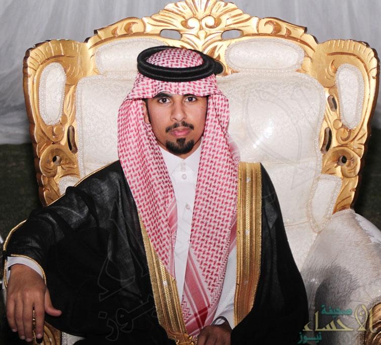 """بـ150 صورة.. """"الحراجين تحتفي بزفاف نجلها """"شارع"""" بحضور الشيخ """"محمد بن علمان"""""""