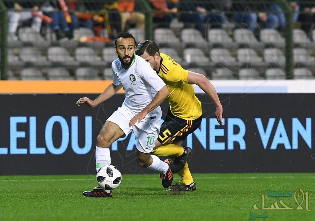 تركي آل الشيخ: مستوى الأخضر أمام بلجيكا سيء.. والعيب ليس في المدرب بيتزي