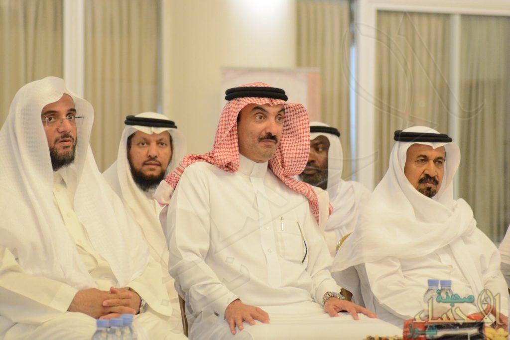 """بالصور… سمو الأمير """"عبدالعزيز بن جلوي"""" يُشرّف فعاليات مسابقة """"قبس"""" في نسختها العاشرة"""