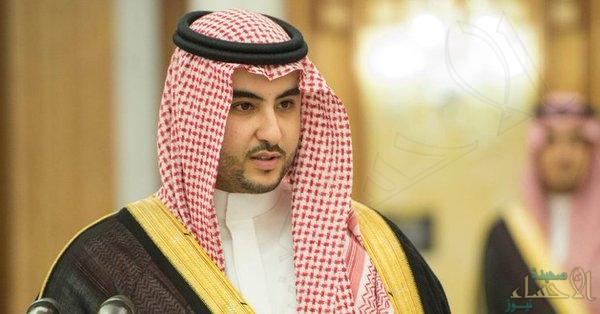 """""""خالد بن سلمان"""": الإمارات شريك أساسي للمملكة في دعم اليمنيين"""