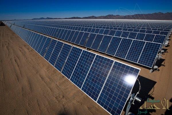 """خبير اقتصادي: مشروع الطاقة الشمسية """"نفط جديد"""" للسعودية"""