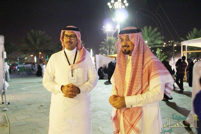 """بالصور.. رجل الأعمال """"الماجد"""": دعم الأسر المنتجة إعلامياً وتسويقياً """"ركن أساسي"""" في ازدهارها"""