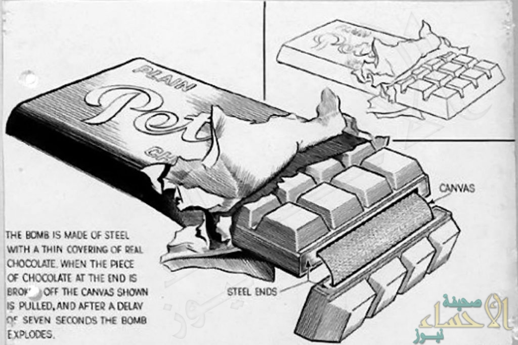 كيف خططت ألمانيا لاغتيال تشرشل بالشوكولاتة؟!