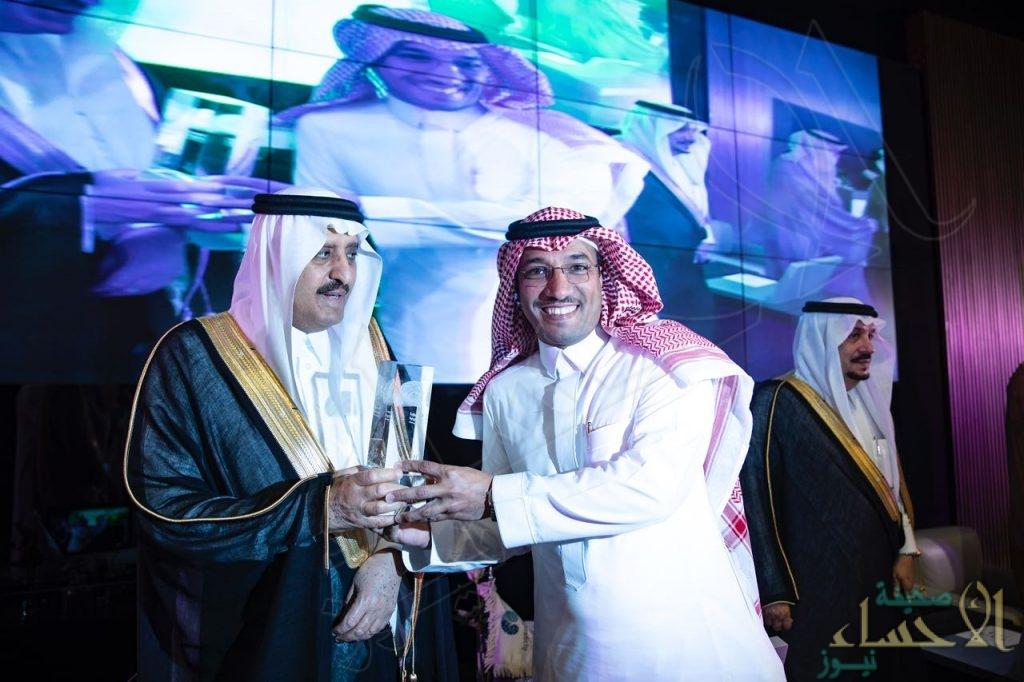 """الأمير """"أحمد بن عبدالعزيز"""" يُكرم  الشركة """"السعودية للكهرباء"""""""