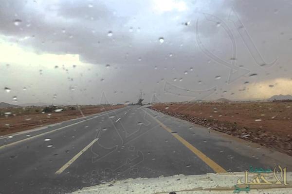 """من بينها """"الشرقية"""" .. """"الأرصاد"""" تعلن خريطة الأمطار والغبار على مناطق المملكة غدا"""