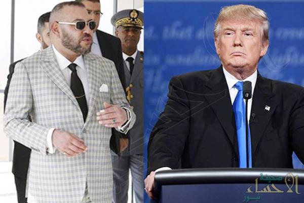"""طلب مثير للجدل من """"ترامب"""" مقابل دعم """"المغرب"""" ضد """"البوليساريو"""" !!"""