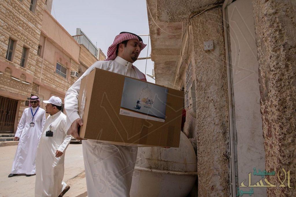 """""""السعودية للكهرباء"""" تشارك في تجهيز مليون وجبة إفطار وتوزع 2000 سلة رمضانية"""