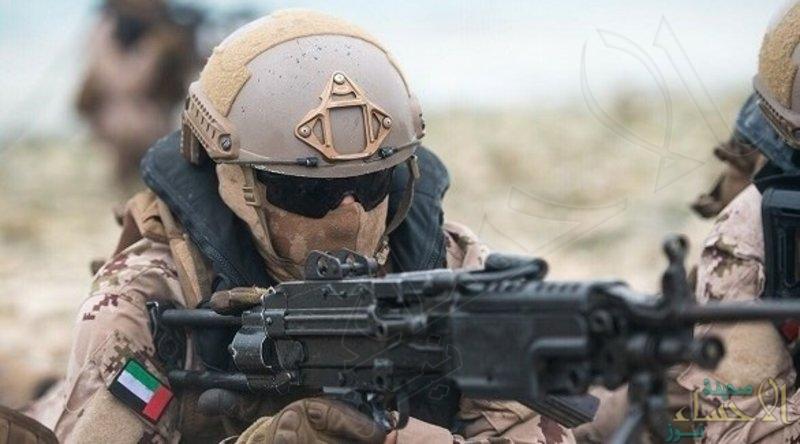 """القوات الإماراتية العاملة ضمن """"التحالف"""" تنفذ عملية """"الرعد الأحمر"""" وتدمر مركزاً حوثياً للسيطرة"""