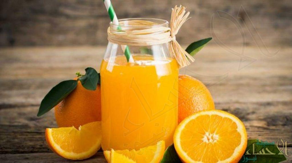 """مخاطر لـ""""عصير البرتقال"""" على الأطفال في هذه الحالة"""