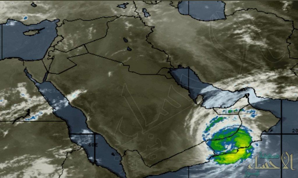 الأرصاد: العاصفة مكونو تؤثر على 3 مناطق .. ونشاط للرياح فى الشرقية والرياض 