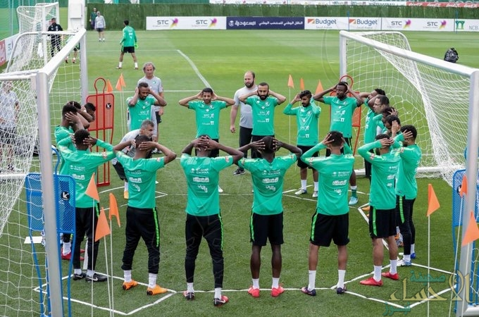 اليوم .. المنتخب السعودي يواجه الجزائر وديًا