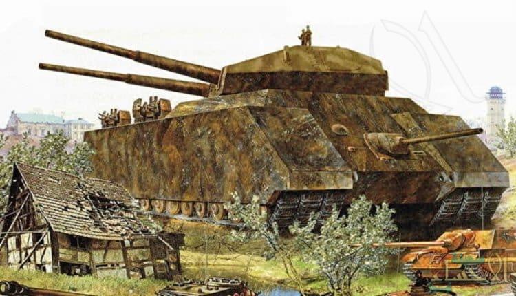 تعرّف على السلاح المرعب الذي سعى هتلر لصنعه خلال الحرب العالمية الثانية
