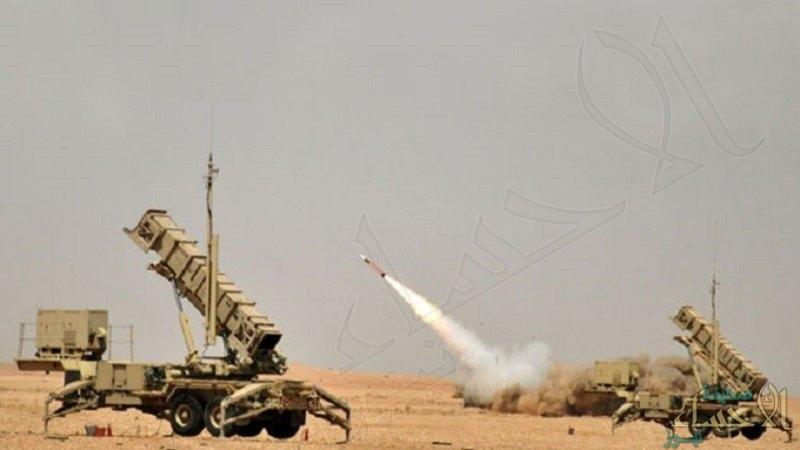 الدفاعات الجوية السعودية تتصدى لصاروخ حوثي كان باتجاه جازان