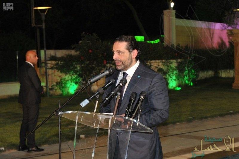 """""""الحريري"""": كل ما تريده السعودية من لبنان هو أن نبقى على وحدتنا في مواجهة التحديات"""