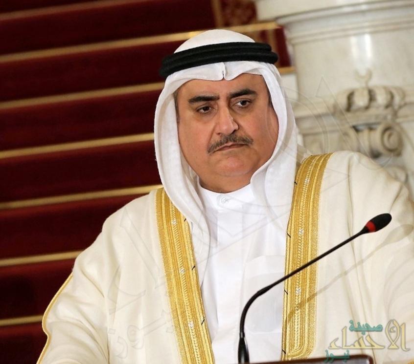 وزير الخارجية البحريني: لا بارقة أمل في حل الأزمة الخليجية