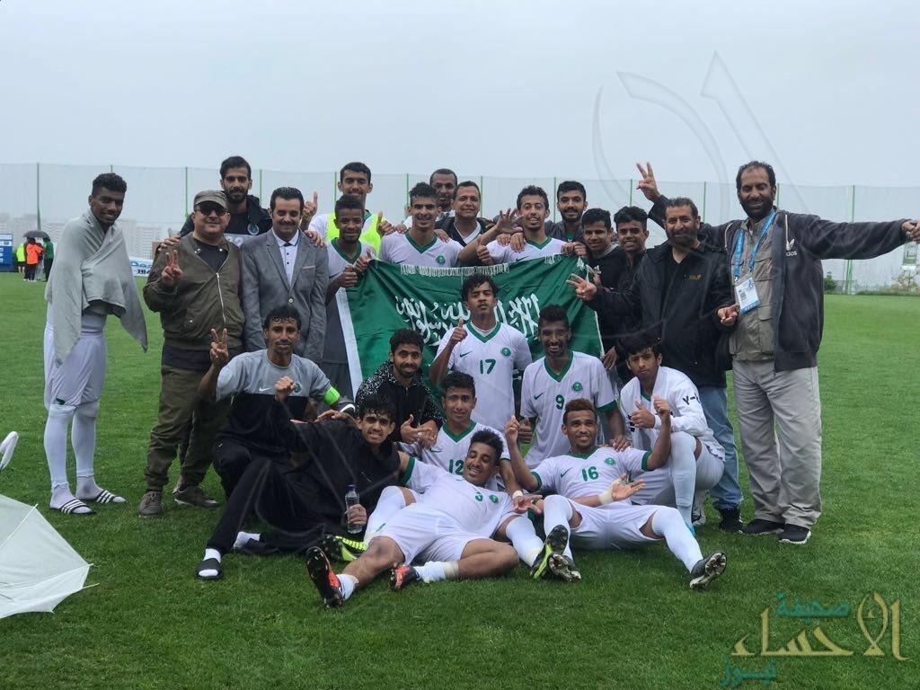 المنتخب السعودي للصم يتأهل إلى نهائيات كأس العالم 2020 م بكوريا الجنوبية