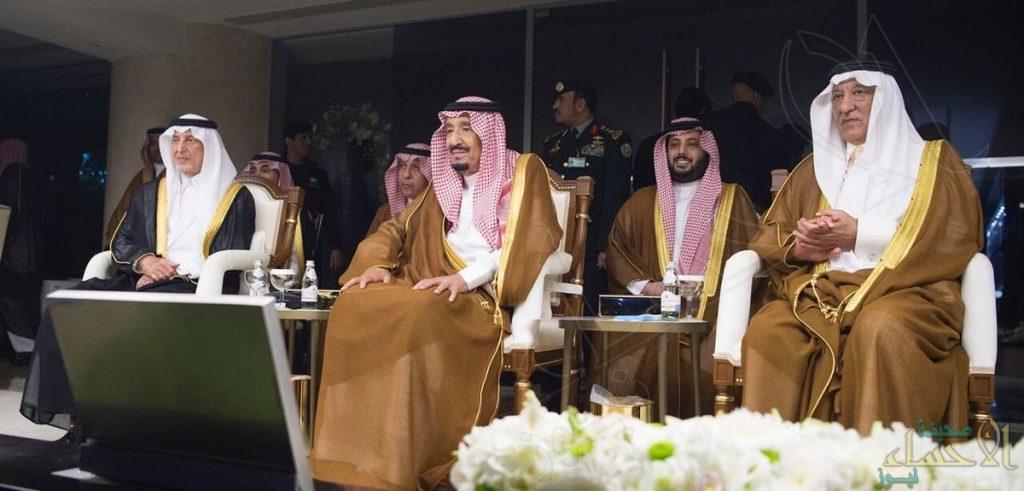 """رئيس هيئة الرياضة """"آل الشيخ"""" يقدم شكره لخادم الحرمين.. ويهنئ الاتحاد"""