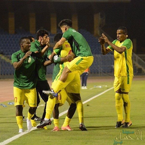 بعد إعادة المباراة .. نجران يتفوق على المزاحمية ويحسم بقاءه في دوري الأمير محمد بن سلمان