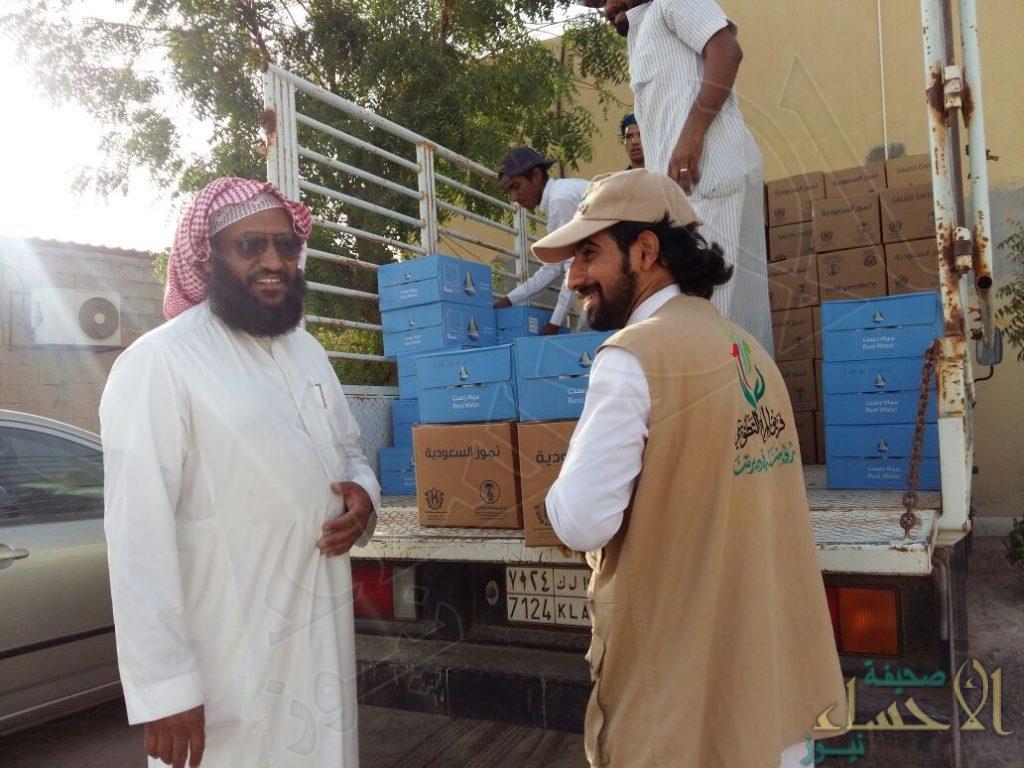 """""""جمعية المراح الخيرية"""" تنتهي من توزيع """"معونة شهر رمضان"""" لمستفيديها"""