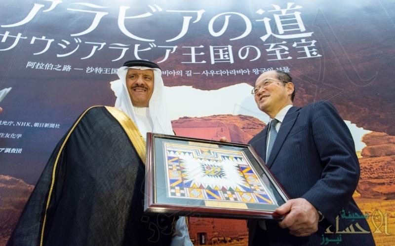 """من طوكيو.. """"سلطان بن سلمان"""": سنكون مقصرين إذا لم نستعجل التأشيرات السياحية !!"""