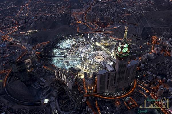 الشؤون الإسلامية: فضل الصلاة في الحرم ليس مقصورا على المسجد الحرام