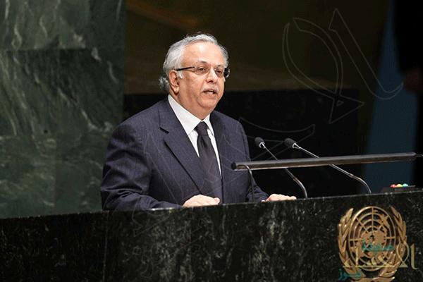 مندوب المملكة بالأمم المتحدة: التحالف يسعى لاستعادة «الحديدة» اليمنية سلميًا
