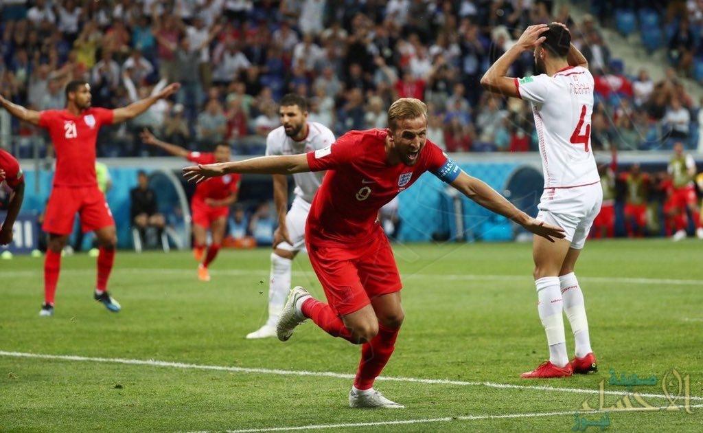 الدقائق الأخيرة تقسو على العرب من جديد بخسارة تونس أمام إنجلترا
